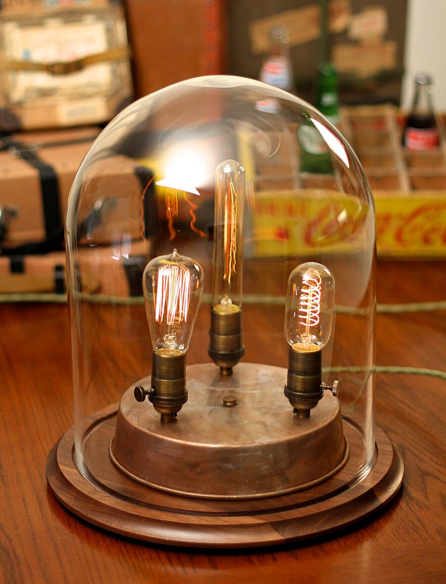 Lampade industrial-vintage - Keblog Shop