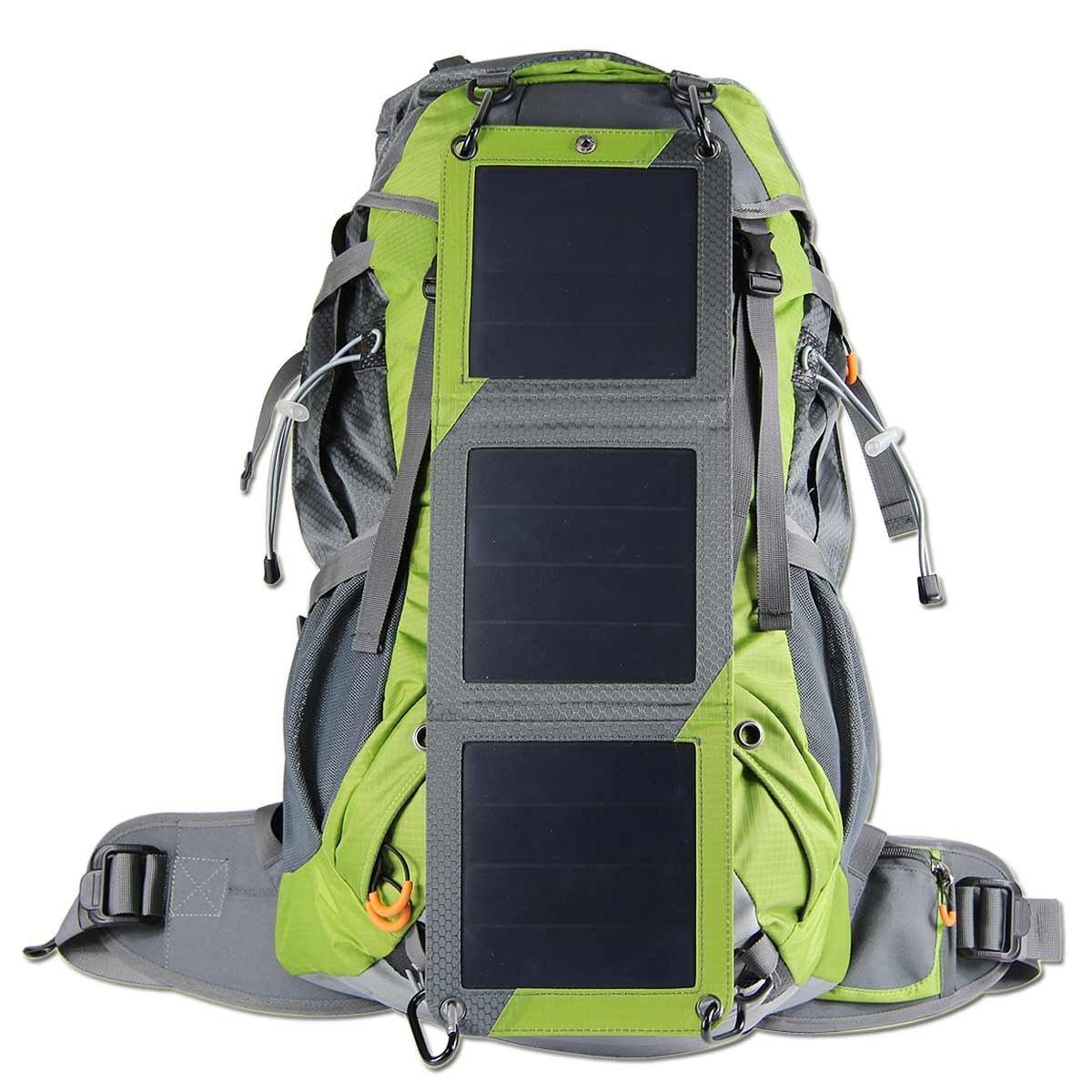 Zaino Pirelli Pannello Solare : Zaino trekking con pannelli energia solare ke shop