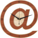 wooden-wall-clock-cv